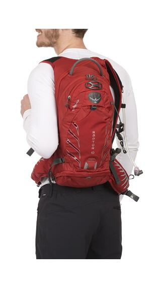 Osprey Raptor 10 Rucksack Men madcap red